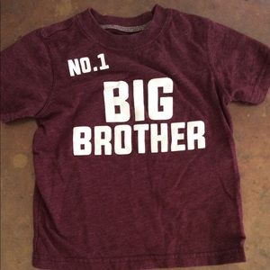 Other - Big brother #1 tee